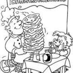 Pannenkoekenverkoop!